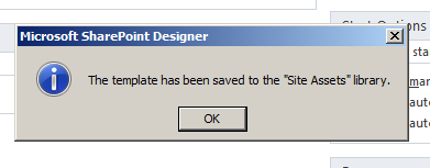 how to open a wsp file in sharepoint designer